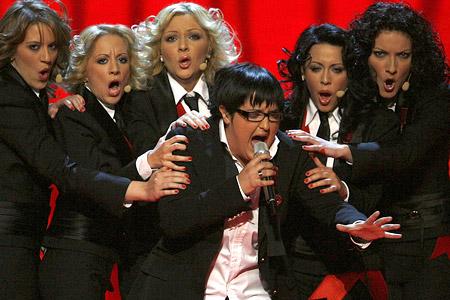Serbia - Marija Šerifovic - Molitva Eurovision 2007 Final Live ESC