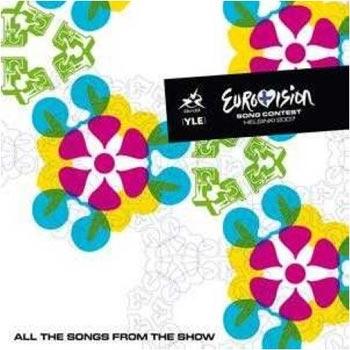 Eurovision 2007 Евровидение 2007 CD2
