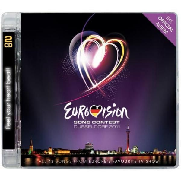 Eurovision Song Contest Düsseldorf 2011 (2 CD)