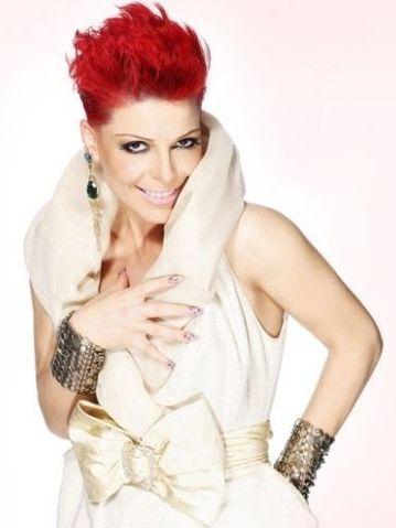 Албания (Albania) Aurela Gaçe (Аурела Гаче) - Feel the passion
