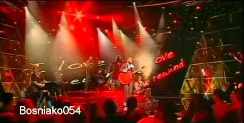 Босния и Герцеговина (Bosnia & Herzegovina) Dino Merlin (Дино Мерлин) - Love in rewind