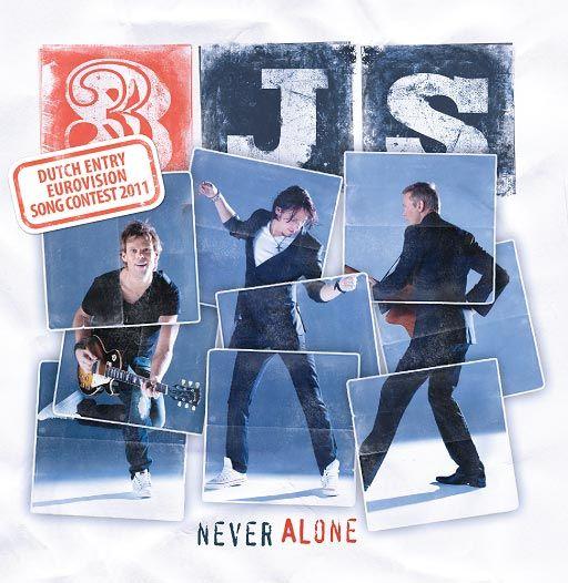 Нидерланды (Netherlands) - 3JS - Never Alone
