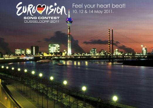 Клипы Евровидение 2011