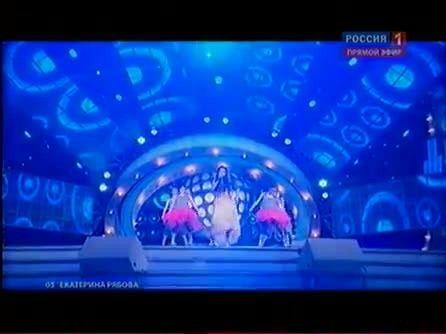 Катя Рябова - Детское Евровидение 2011