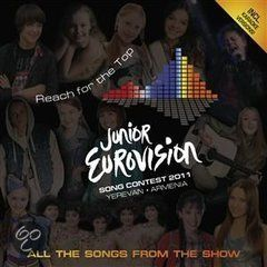 JESC 2011 Official double CD