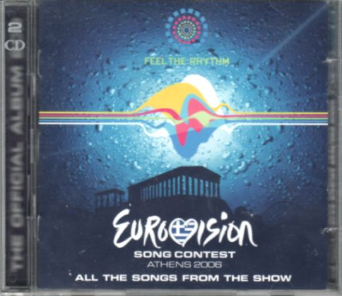 Eurovision Song Contest Athens 2006 The Official Album 2 CD