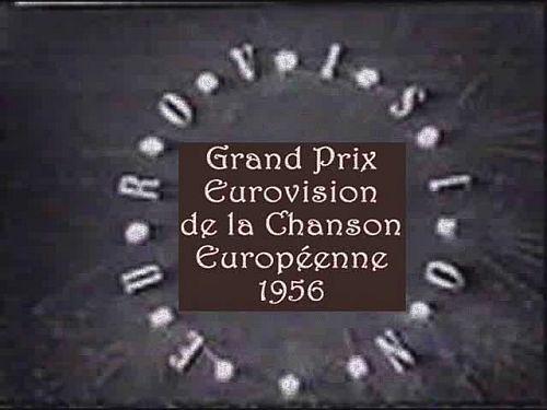 Eurovision Song Contest 1956 Конкурс песни Евровидение 1956