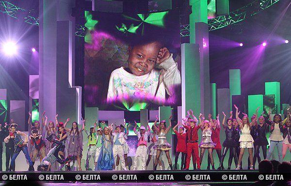 Детское Евровидение 2012