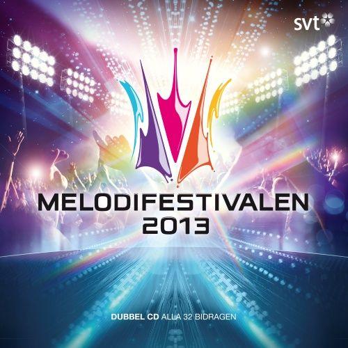 Melodifestivalen 2013 (2CD)