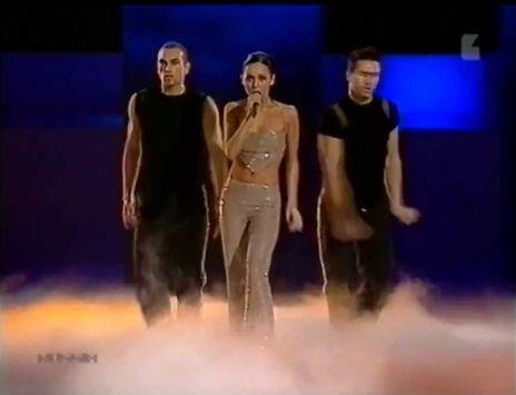 Alsou - Solo - Eurovision 2000