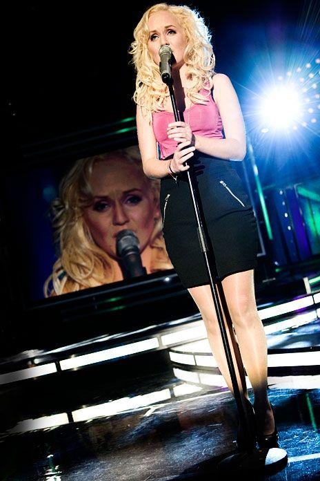 Швецию на «Евровидении-2010» представит певица Анна Бергендаль