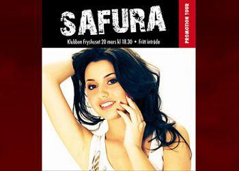 Первый концерт Сафуры Ализаде пройдет в ночном клубе «Fryshuset»
