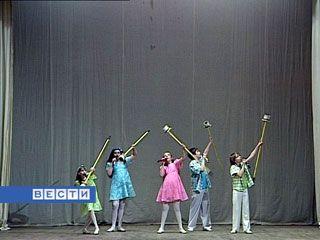 Пензенская группа «Апельсин» готовится к детскому конкурсу «Евровидение 2010»