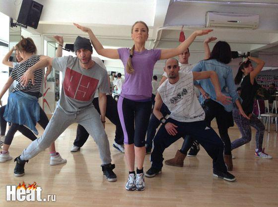 """В номере Ланской для """"Евровидения"""" будут присутствовать восточные танцы"""