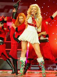 Тина Кароль очаровала Евровидение