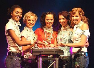 Suntribe (Estonia). Коллектив действительно сильно напоминает «ниньдзей» эпохи 2003 года. Евровидение-2005 (Eurovision-2005)