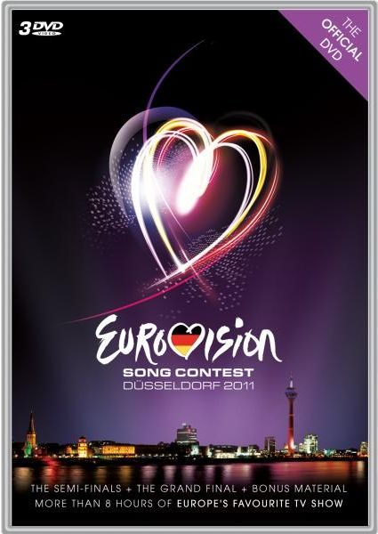 Eurovision 2011 Düsseldorf Official Triple DVD