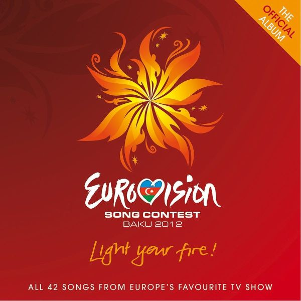 Eurovision Song Contest Baku 2012 (2 CD)