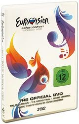 Eurovision Song Contest Moscow 2009 (3 DVD)