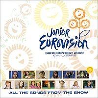 Junior Eurovision Song Contest 2009 Kyiv - Ukraine (2 CD)