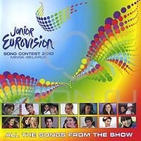 Junior Eurovision Song Contest 2010 Minsk - Belarus (2 CD)